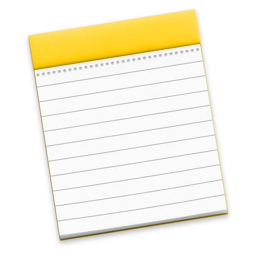 nouveauté macOS High Sierra: les épingles et les tableaux dans Notes