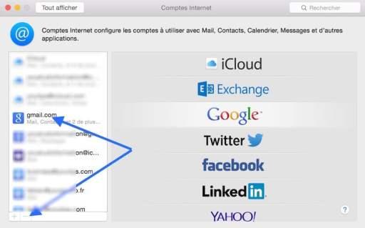 Comment configurer une adresse gmail sur votre mac1 2