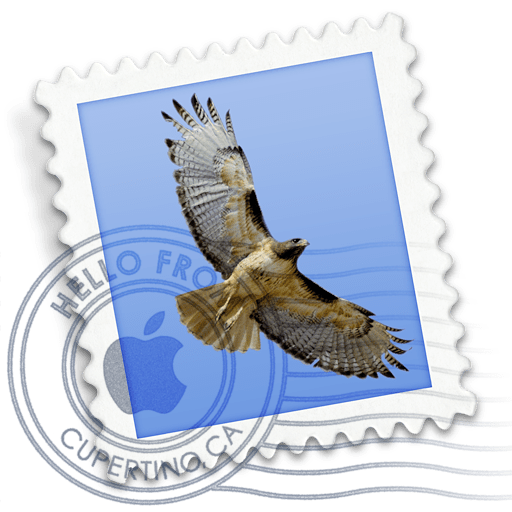 Message d'absence dans Mail.app
