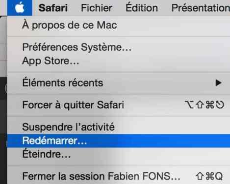Désactiver un programme au démarrage de votre Mac6