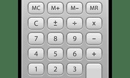 Personnaliser la calculatrice de Mac OS X