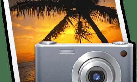 Redresser un cliché dans iPhoto