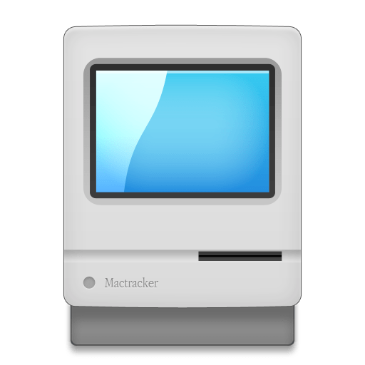 Application indispensable sur Mac : MacTracker