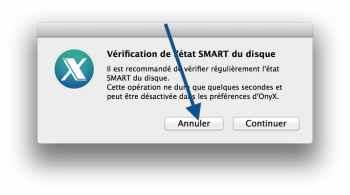 Afficher ou masquer les fichiers caches sur Mac avec ONYX