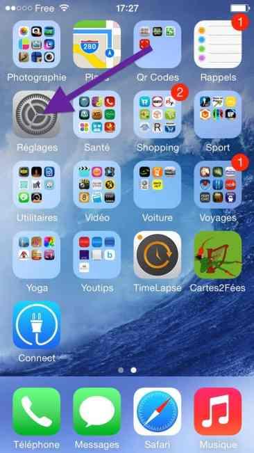 Effacer votre iPhone ou iPad avant de le revendre1
