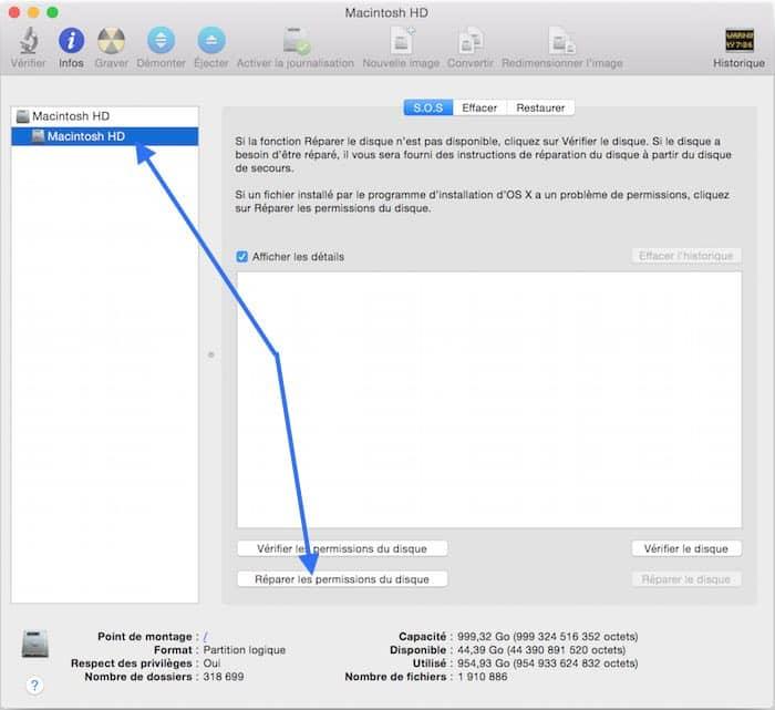 Mettre à jour votre Mac sur OS X Yosemite4