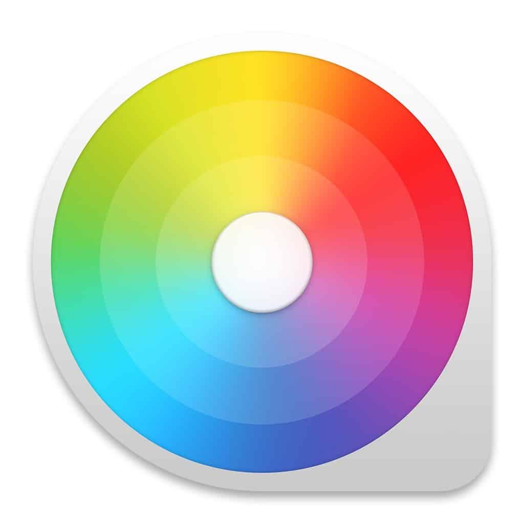 Capturez la couleur que vous voulez en hexadécimal sur Mac