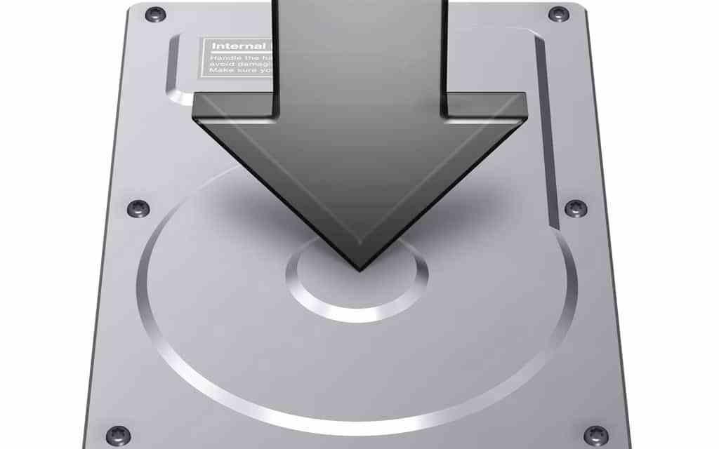 Accéder au Macintosh HD, la racine du disque dur interne de votre Mac