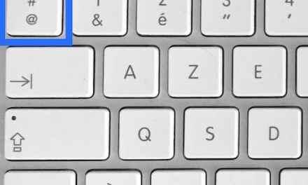 La touche Arobase sur Mac