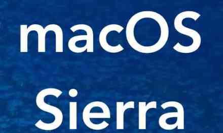 Nouveauté macOS Sierra: déplacer les icônes de la barre des menus