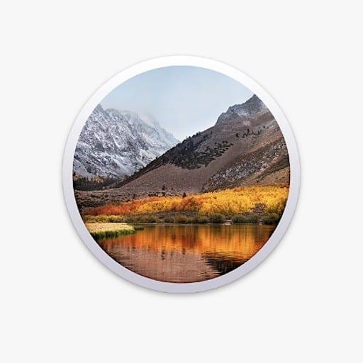 Mettez à jour votre Mac sous macOS High Sierra
