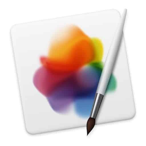 Mettre un texte sur une photo dans Pixelmator Pro