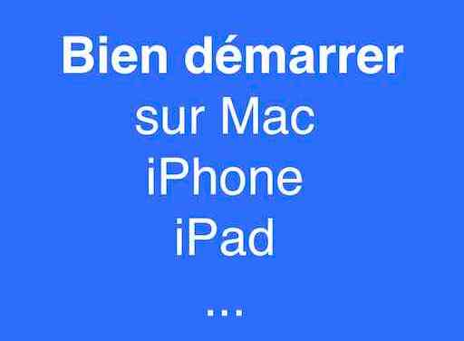 Mon guide Mac iPhone iPad est disponible sur l'iBook Store!