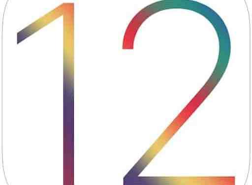 Présentation d'iOS 12, le nouveau système d'exploitation pour iPhone et iPad en 2018 – 2019