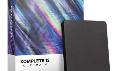 Native Komplete 13: présentation du nouvel instrument virtuel Butch VIG Drums