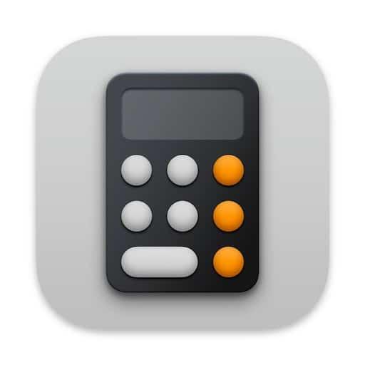 macOS Big Sur: la calculette a disparu des widgets
