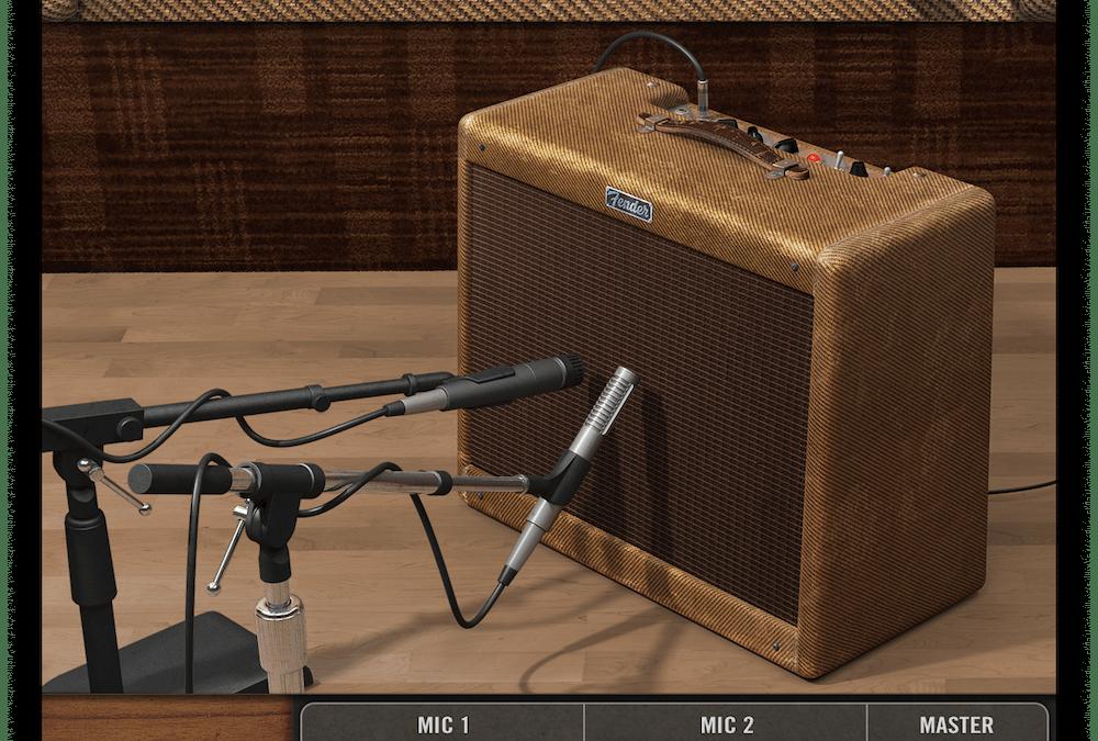 Tuto UAD: Présentation du Plug In Fender Deluxe