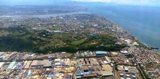 L'isola di Taiwan