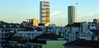 I grattacieli di Allianz e Generali a Milano