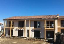 Casa costruita con Xyliving di Saint-Gobin