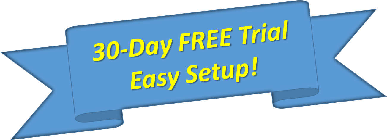 30-Day Free Trial Banner