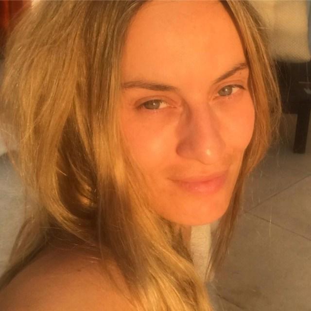 Ελεονώρα Μελέτη: Το πρόσωπό της δίχως μακιγιάζ! Η μεγάλη αποκάλυψη!