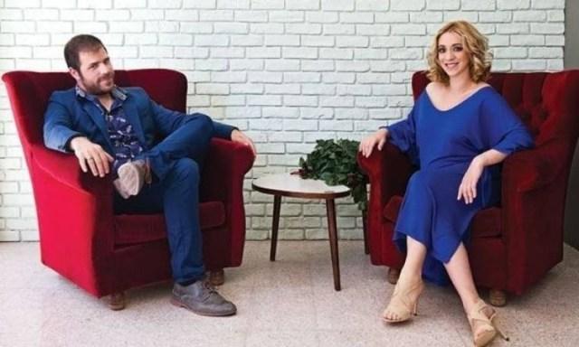 Η γυναίκα του «Μηνά» από το Μπρούσκο είναι ξανθιά και κούκλα! Θα πάθετε πλάκα! Αποκάλυψη με φωτογραφίες!