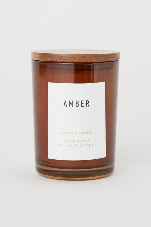 αρωματικό κερί από H&M