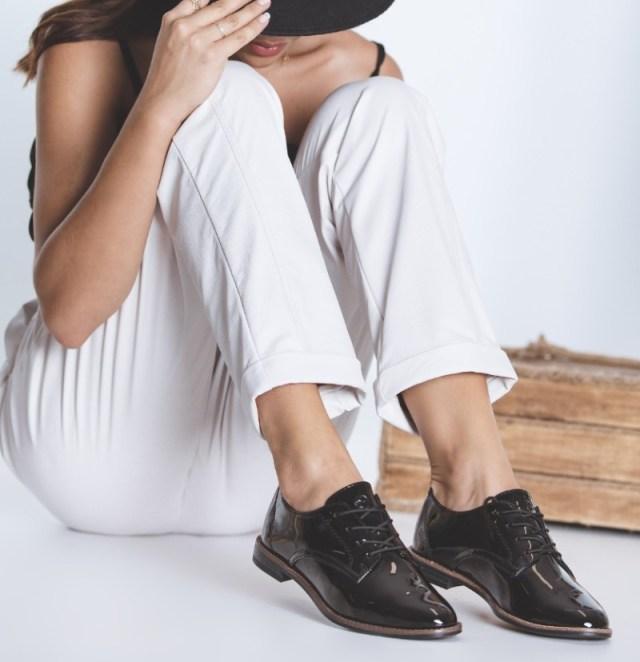 top shoes λουστρίνια παπούτσια