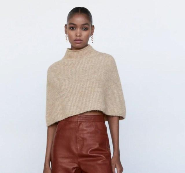 Zara μπλουζάκι νέα συλλογή