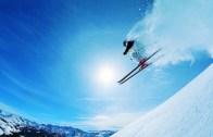Gerçek Kayak Heyecanı İşte Bu