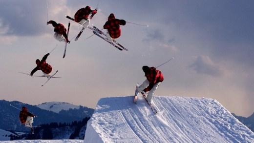 kayak atlama