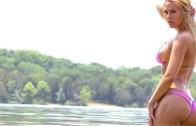Bir Bikini Çekimi