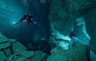 Ürkütücü Mağara Dalışı