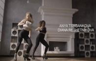 Seksi Danşçılardan Muhteşem Koreografi