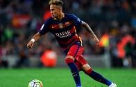 Neymar'dan Muhteşem Hareketler