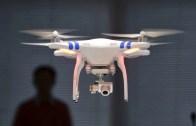 300 Drone'un Katıldığı Muhteşem Gökyüzü Şöleni
