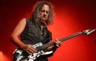 Kirk Hammett'e Sürpriz Doğum Günü Kutlaması