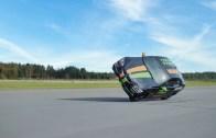 İki Tekerlek Üzerinde Dünya Rekoru Kırdı
