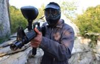 Kendini Paintball Silahı ile Vuran Adam