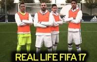 Real Madrid'in Yıldızlardan Frikik Şov
