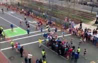 Maraton Sırasında Karşıdan Karşıya Geçmek