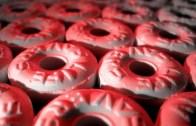 Sert Bir Şekilde Darbe Alan Şekerlemenin İçinden Çıkan Garip Kıvılcımlar