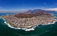 Cape Town'da Fırtına