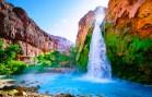 Arizona Çöllerinin Eşsiz Cenneti Havasupai!