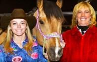 Hayallerinin Peşinden Giden Teksaslı Cowgirl!