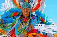 Amerikan Yerlilerinin Renkli Dansı!