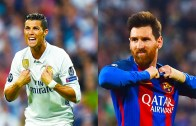 Messi ve Ronaldo'ya Yapılan Acımasız Fauller!