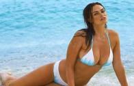 Curaçao Plajları Böyle Seksi Hatun Görmedi!