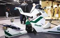Dubai Polisi Uçan Motosiklet Testlerine Başladı